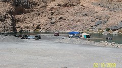 Wadi Al-Khabeel - Quryiat - Oman   -  (SAM OMAN) Tags: road camping camp nature water gulf jeep 4x4 off east adventure arab middle oman bashing wadi jeeping     qurayat alkhebale