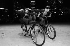 Biking Toronto