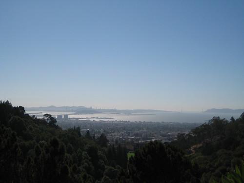 La Bay Area, desde el LBNL