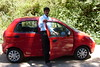 Jayan with new car