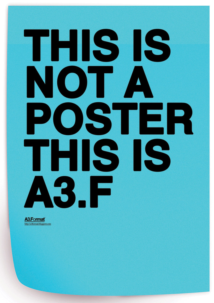 97 THIS IS NOT A POSTER THIS IS A3.F by: Filip Bojović - RS