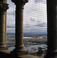 View from the Bell Tower (Sharon Styer) Tags: tacoma oldcityhall photosafaris