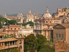 Uitzicht ([N]iels) Tags: rome view uitzicht