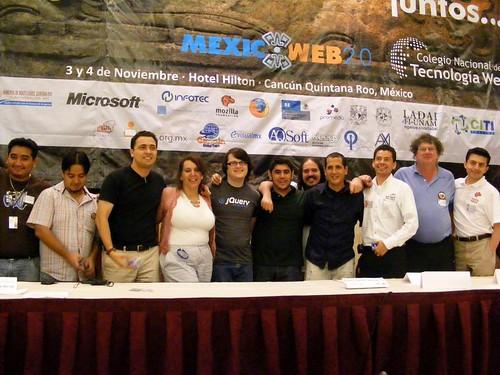 Thumb Vídeos de la conferencia México Web 2 en Cancún