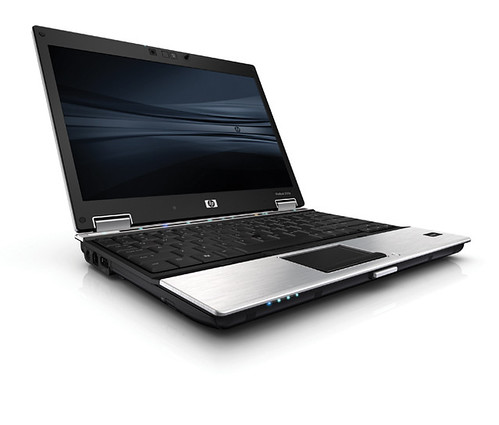 HP EliteBook 2530p Notebook PC Right