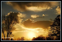 Land of the Setting Sun (Don Iannone) Tags: sunset ohio fallcolors autumncolors nikond80 doniannone mayfieldvillageohio