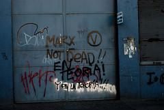 Marx not dead