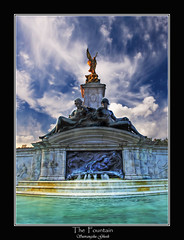 The Fountain.... (Suvrangshu) Tags: london fountain angel justice palace buckingham hdr victoriamemorial inspiredbylove specialtouch platinumphoto aplusphoto overtheexcellence flickrlovers suvrangshughosh suvghosh britaincs3photoshopolympus