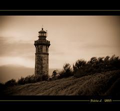 Phare de Baleines (France, Ile de R) (Frdric.L) Tags: sea france landscapes phare paysages ileder spia baleines artistictreasurechest frdriclavaux