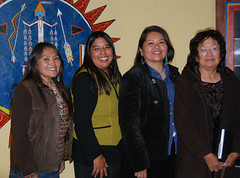 4 Din Women Speak (__Kathleen__) Tags: newmexico poetry esther navajo nm poets poetryreading din venayayazzie 4generationsofdinwomen tinadeschenie estherbelin gloriaemerson