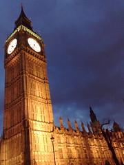 Big Ben (markhillary) Tags: london clock westminster big ben parliament