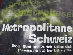 metropolitane schweiz