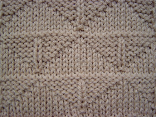 Knit Purl Pattern : 02. Simple Knit-Purl Combinations The Walker Treasury Project