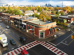 The Neighbourhood / X Marks the Spot (livinginacity) Tags: life city autumn urban living jane cities neighborhood metropolis intersection jacobs urbanism metropolitan neighbourhood neighborhoods urbane neighbourhoods dupontchristietorontoontariocanadaannex