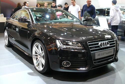 audi a5 black. Audi A5 2.0T quattro lack vr