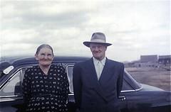 Grandma & Grandpa Gerbrandt