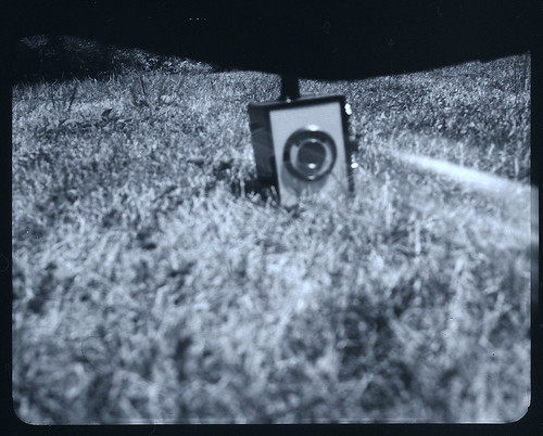 Ansco Shur-Flash via Polaroid