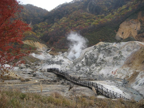 Noboribetsu- Hell Valley