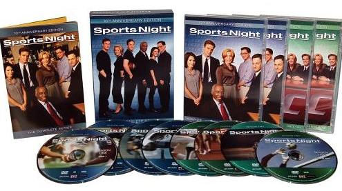 sports night dvd