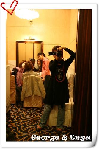 你拍攝的 20081220GeorgeEnya婚宴070.jpg。