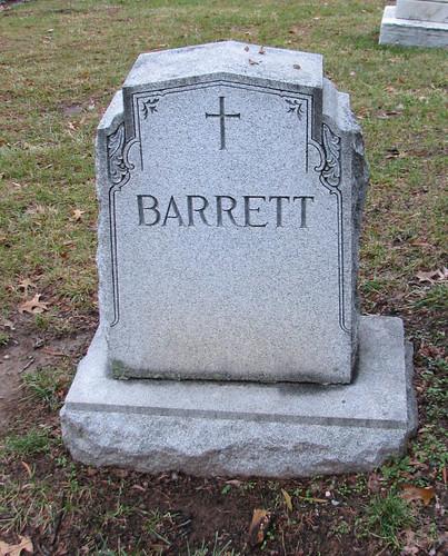Dead Barrett