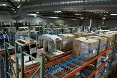warehousing Hounslow, London