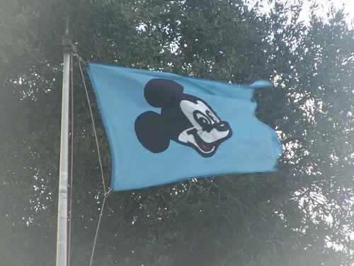 Mickey Flag