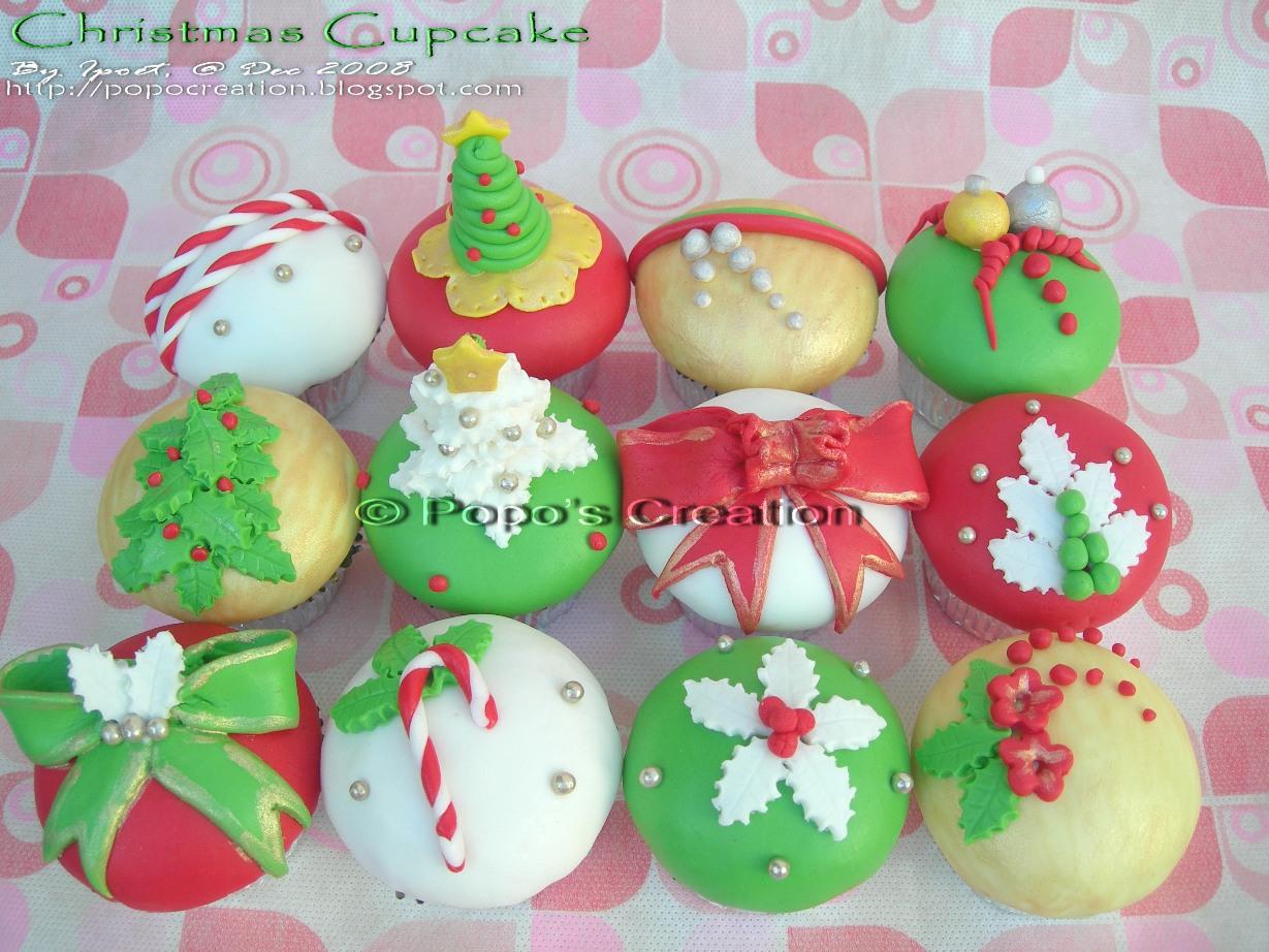 Christmas Cupcake Parade