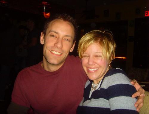 Tim Kress-Spatz & Chrissie Brodigan