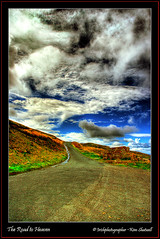 The Road to Heaven (Irishphotographer) Tags: sunset sky mountain mountains art beach nature water sunrise wildlife shoreline eire shore stunning sureal hdr donegal happynewyear irishart kinkade hornhead 5photosaday beautifulireland nakedbeauty colorphotoaward imagesofireland theroadtoheaven picturesofireland pentaxk20d kimshatwell irishphotographerkimshatwellireland irishcalender ©irishphotographer calendarofireland breathtakingphotosofnature beautifulirelandcalander wwwdoublevisionimageswebscom