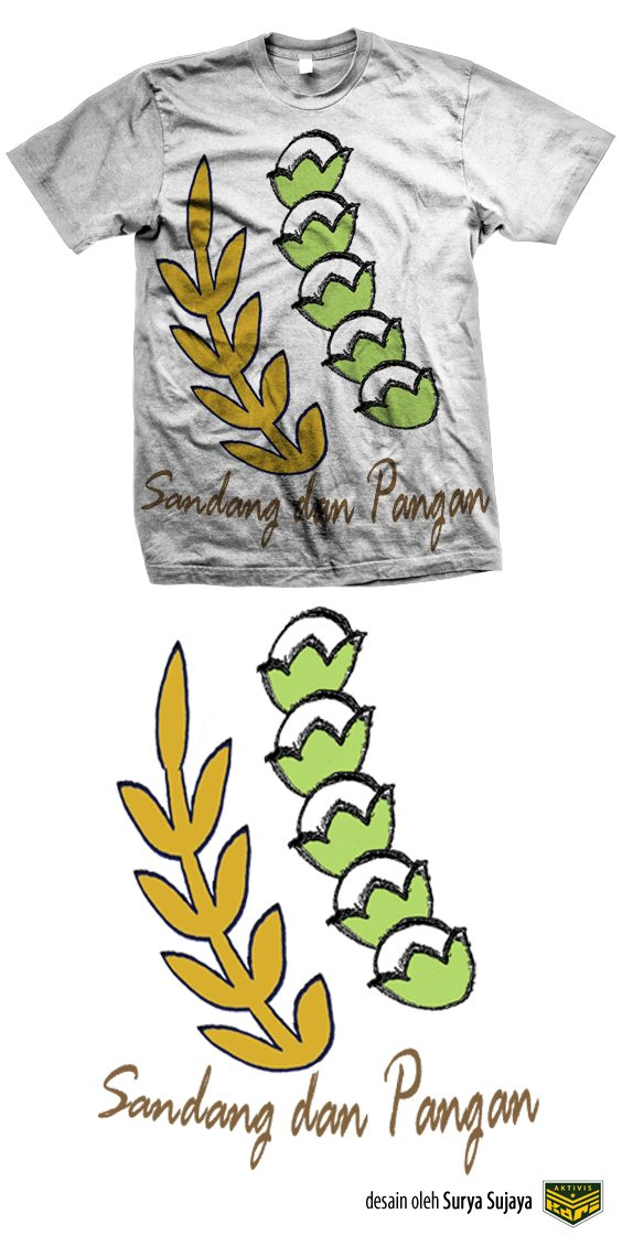 lambang padi