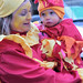 Mummer Mom and Child