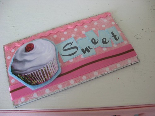 Sweet Cupcakes Magnet
