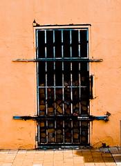 Locked up bricks