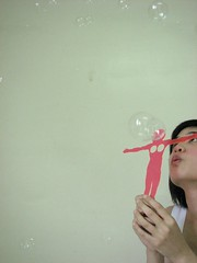 Vitruvian Woman? (Fanii Chen) Tags: man acrylic sheet vitruvian