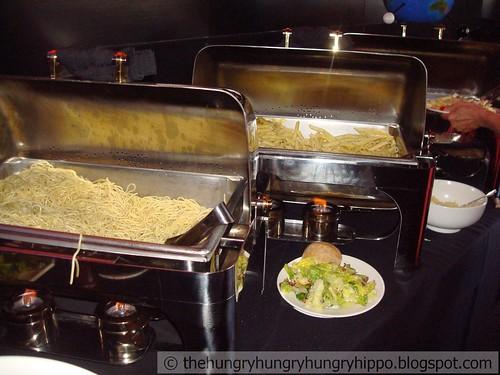 ESPN ZONE: 2009 LA Marthon's Carb Load Dinner