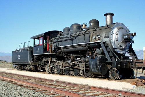 McCloud / V&T Engine #18