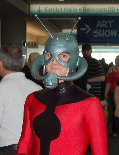 Comic Con 2009: Ant Man