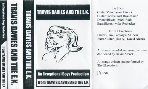 Travis Davies and the Ekseptions