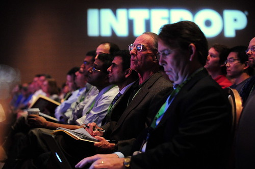 Crowd at Interop