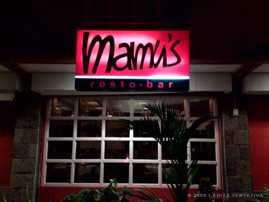 Mamu's