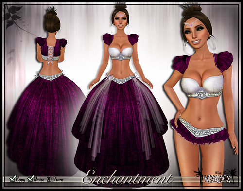 Enchantment - Dark Orchid