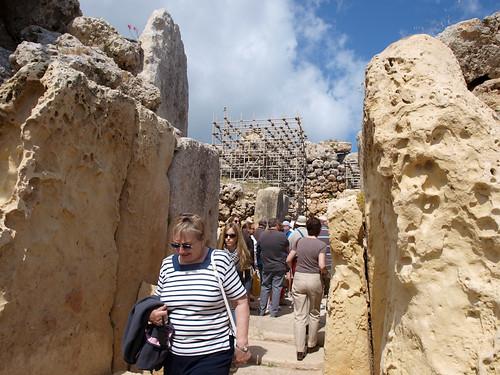 Gozo - Ggantija temples (4)