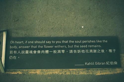 靈魂不滅。
