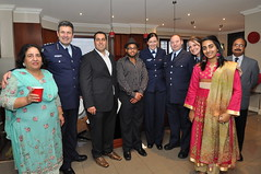 Victoria Police squad with guests (South Asian Community Link Group-Australasia (SACL) Tags: city kent peace unity police marlene victoria dev harmony graham multiculturalism darebin rasiah saclg kairouz