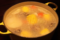 好喝的大骨湯