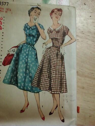 Vintage Patterns 2293270543_7853f1c3ed