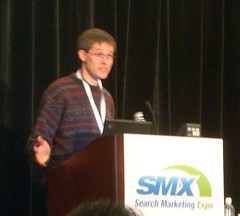 David Bailey at SMX West