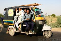 3 Wheel Rickshaw