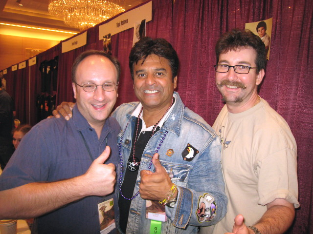 Dragon*Con - Shag, Erik Estrada and Serv